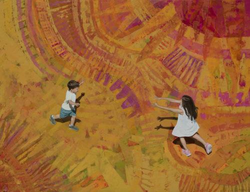 "BERGEN, Eva Navarro ""The celebration of life"" 13 june – 10 july 2020. GalleryThe Obsession of Art."