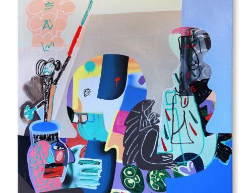"AMSTERDAM. Martí Sawe ""DontGiveADamns"" 27june – 31 august 2020. Marian Cramer Projects."